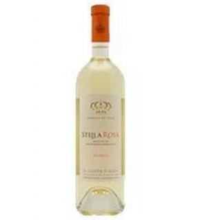 Il Conte d'Alba Stella Rosa Bianco Italy NV 750ml Wine