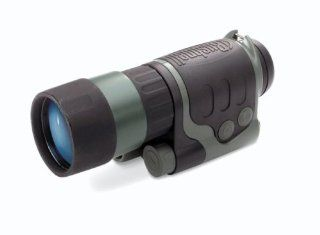 Bushnell Prowler 4.0 X 50mm Night Vision Monocular with Built in Infrared Illuminator & Fanny Pack  Camera & Photo