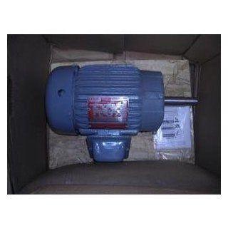 LINCOLN CF4H1TJM61/LM11050 1 HP ELECTRIC MOTOR 230/460 VOLT 1760 RPM   Electric Fan Motors