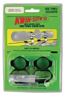 Kwik Site See Thru Mounts Mossberg Lever KS 472 : Sports : Sports & Outdoors