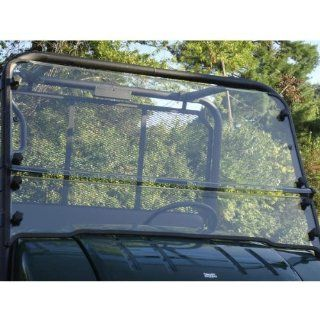 GCL Kawasaki Mule 3000/3010 Full Windshield. Tinted. Quick Connect. KAW301 LXN: Automotive