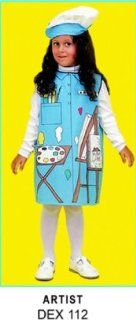 Dexter Early Childhood Occupations Children's Costume   Artist Toys & Games