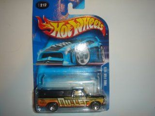 2003 Hot Wheels Ford F150 1979 Black #2003 217: Toys & Games