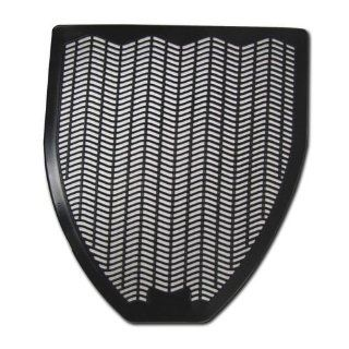 "Impact Non Skid Disposable Urinal Floor Mat, 17 1/2"" Width x 20 3/8"" Length, Black (Pack of 6): Industrial & Scientific"