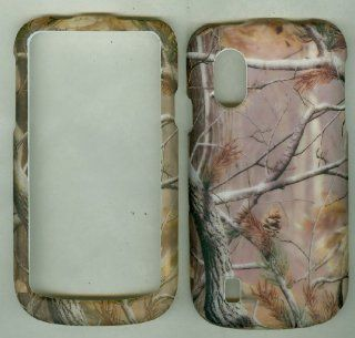 Camo Mossy Oak Realtree Net10 Straight Talk Zte Midnight Z768g Rubberized Snap on Phone Case Cover Hard Faceplate Accessory Protector Skin: Cell Phones & Accessories