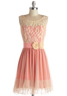 Ryu Home Sweet Scone Dress in Rose  Mod Retro Vintage Dresses