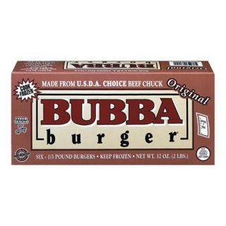 Bubba Burger Beef Patties 32 oz