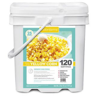 Lindon Farms 120 Servings Freeze Dried Corn 773972