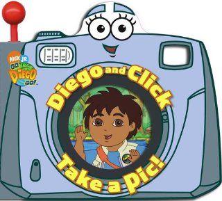 Diego and Click Take a Pic! (Go, Diego, Go!): Lara Bergen, John Hom: 9781416917533:  Kids' Books