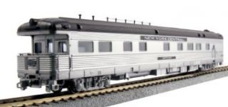 "KATO HO Scale 35 6004 NYC ""Gotham"" Corrugated Business Car: Toys & Games"