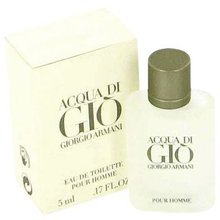 Acqua Di Gio for Men by Giorgio Armani Mini EDT .17 oz