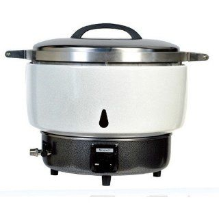 Automatic Natural Gas Commercial Rice Cooker (100 cup) Kitchen & Dining