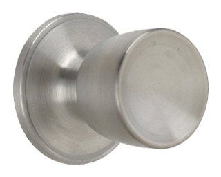 Dexter by Schlage J10BYR630 Byron Hall and Closet Knob, Satin Stainless Steel   Doorknobs