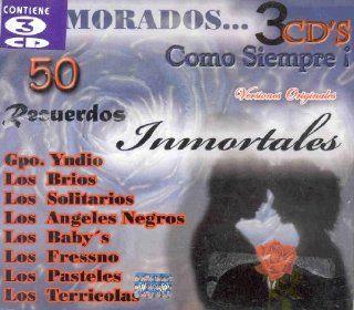 ENAMORADOS COMO SIEMPRE RECUERDOS INMORTALES VOL 1: Music