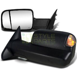 2012 Dodge Ram Heated Towing Mirrors   Power (Fit with power mirror model only) Automotive