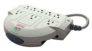 APC PRF8TT Performance Surge Arrest 8 Outlets w/ 2 Single: Electronics