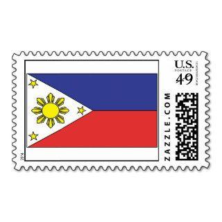 Philippine Flag (Stamp)