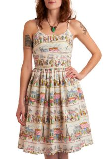 Bernie Dexter Year Abroad Dress  Mod Retro Vintage Dresses