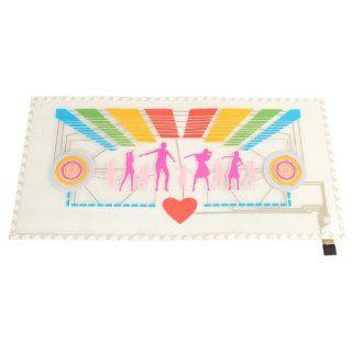 CM 580 Dancing Style Car Music Rhythm Lamp Electro Luminescent Sheet w/ Cigarette Lighter