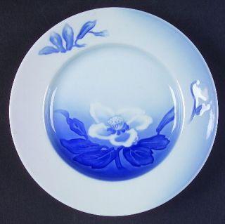 Bing & Grondahl Christmas Rose Bread & Butter Plate, Fine China Dinnerware   Whi