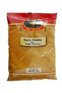 Deep Curry Powder (Hot) 7 Oz : Indian Food : Grocery & Gourmet Food