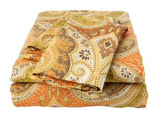 Elite Milano Paisley Collection 100 Percent Cotton Sateen 4 Piece Sheet Set California King