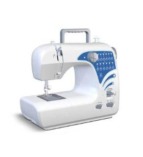 Michley Ss 602 Electric Sewing Machine 12 Built in Stitch Patterns