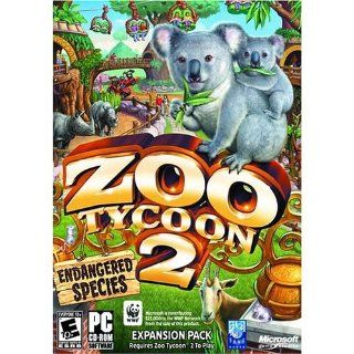Zoo Tycoon 2 Endangered Species Expansion Pack Video Games