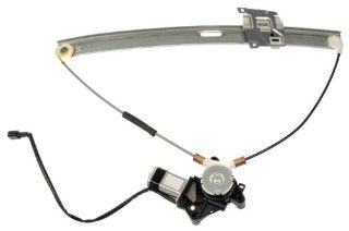 Dorman 741 604 Front Driver Side Replacement Power Window Regulator with Motor for Ford Escape/Mercury Mariner Automotive