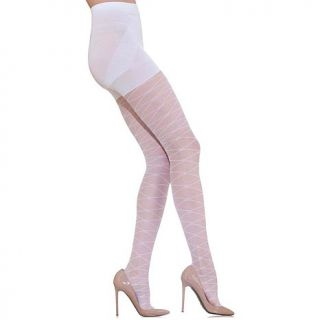 Sculptz Chain Link Sheer Shaping Pantyhose