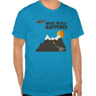 Funny Dinosaur extinction Tshirt