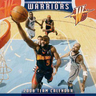 Golden State Warriors 2008 Wall Calendar  Sports & Outdoors