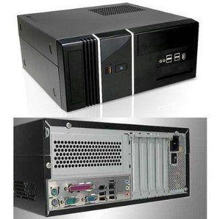 Inwin Development Matx Desktop Case (iw bk623.bn300bl)  : Computers & Accessories