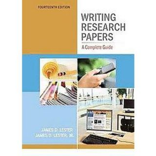 Writing Research Papers (Paperback)