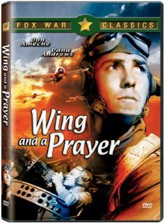A Wing and a Prayer: Don Ameche, Dana Andrews, William Eythe, Charles Bickford, Cedric Hardwicke, Kevin O'Shea, Richard Jaeckel, Harry Morgan, Richard Crane, Glenn Langan, Renny McEvoy, Robert Bailey, Glen MacWilliams, Henry Hathaway, J. Watson Webb Jr