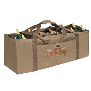 Mossy Oak Whistling Wings Waterfowl Bag (12 Slot) : Hunting Decoy Accessories : Sports & Outdoors