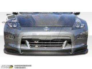 2009 2013 Nissan 370Z Duraflex SL R Front Lip Under Spoiler Air Dam   1 Piece Automotive