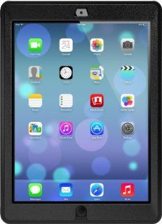 OtterBox Defender Series for iPad Air   Frustration Free Packaging   Black Computers & Accessories