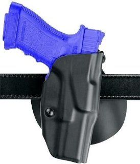 Safariland 6378 ALS Paddle Holster   Carbon Fiber Look, Right Hand 6378 180 651  Gun Holsters  Sports & Outdoors