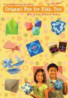 Origami Fun For Kids, Too Vicky Mihara Avery, Xperience Technology Movies & TV