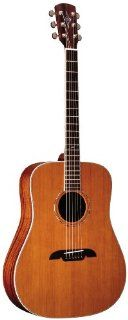Alvarez  MD660 Masterworks Series Dreadnought Acoustic Electric Guitar with Hard Case Musical Instruments