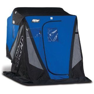 Otter Outdoors XT650 Cottage Ultra Wide 1 or 2 man Ice Fishing Shelter Computers & Accessories