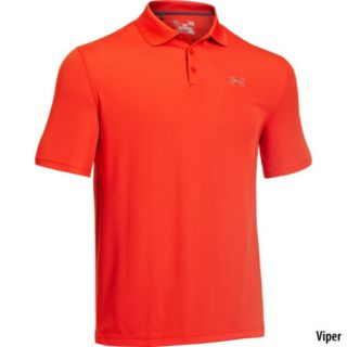 Under Armour Mens Fish Hook Performance Polo Shirt 697900