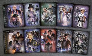 Doctor Who Special Edition 2014 Calendar
