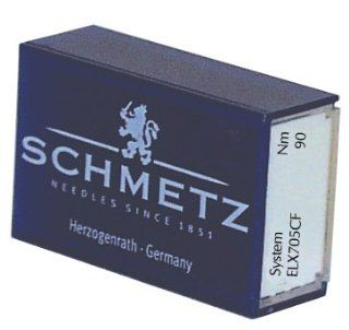 SCHMETZ ELX705CF (Chrome Finish) Sewing Machine Needles   Bulk   Size 90/14