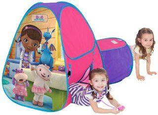 Playhut Doc McStuffins Hideabout Tent: Toys & Games