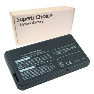 Superb Choice 8 Cell Laptop Battery for DELL 312 0292 312 0326 312 0335 G9812 H9566 M5701 T5443 W5543 Computers & Accessories