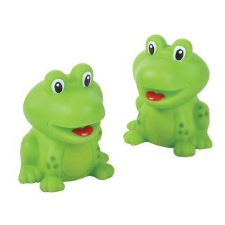 """12 ~ Rubber Frogs ~ Approx. 2"""" ~ New ~ Bath Toys, Squeak Toys, Baby Shower Favors  Bathtub Toys  Baby"""