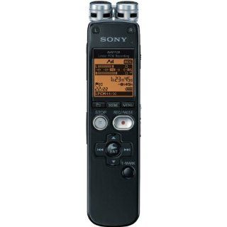 SONY ICDSX712 DIGITAL VOICE RECORDER (2 GB, 700 HOURS IN LP,LINEAR PCM) Electronics