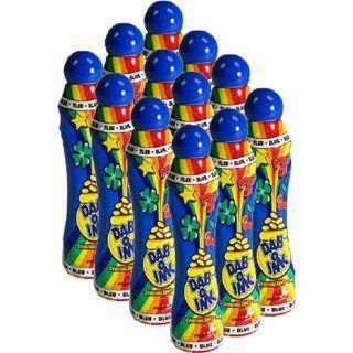 One Dozen 4oz Dab O Ink Blue Bingo Dauber  Sports & Outdoors